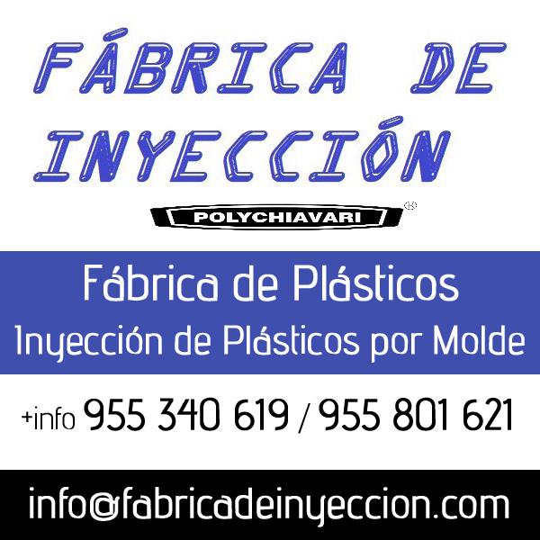 Fábrica de Plásticos - Inyección de Plásticos