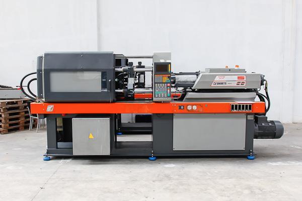 Maquinaria de Fábrica de Plásticos